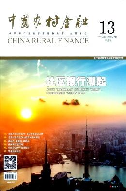 中国农村金融论文发表多少钱